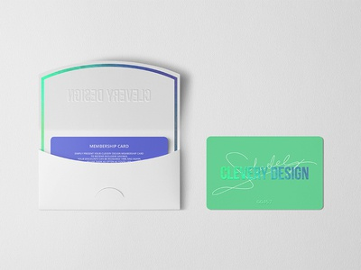 Multipurpose Holder&Card Mockup Vol 8.0