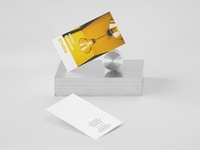 Photorealistic Business Card Mockup Vol 5.0