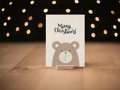Photorealistic Invitation & Greeting Card Mockup Vol 6.0/ A6 celebration clear minimal cards greeting card 2020 new year christmas merry christmas modern photorealistic creative card mock-up design clevery stationery branding identity mockup