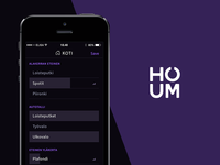 Identity and UI work for Houm
