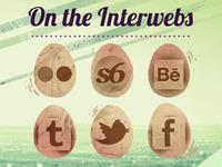 Webby Linky Buttony Eggs