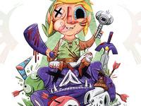 Legend of Zelda, Fan-Art