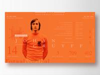 Football Legends _ Johan Cryuyff