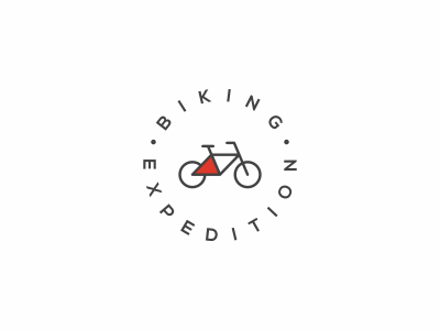 Biking Expedition         genius inspiration creative awesome idea clever smart