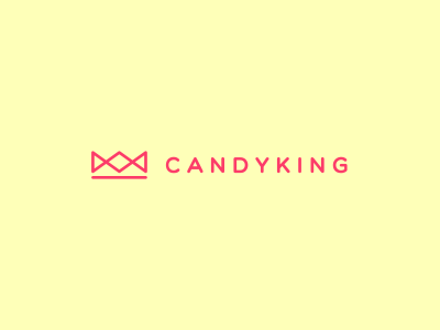 Candy King art line smart genius inspiration creative awesome idea clever