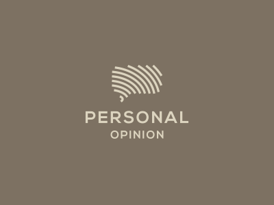 Personal opinion