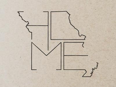 Missouri   Home missouri state illustration home