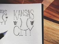 Kansas City baseball sketch