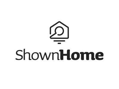 ShownHome identity sauna logo