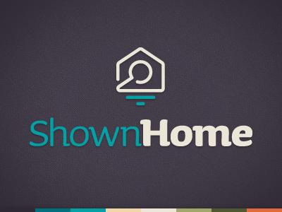ShownHome (color) logo color sauna final identity
