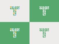 Teach People Logomark