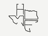 Texas Home Print