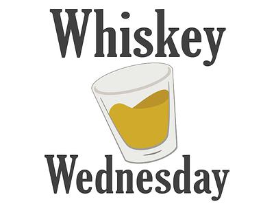 Whiskey Wednesday Logo whiskey wednesday logo wip