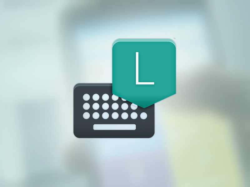 Android l keyboard dribbble