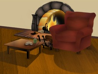 Fireside Chair
