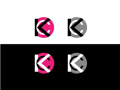 Logo Kirsten Cassidy logo geometric minimalist