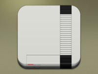 Console Icons - NES