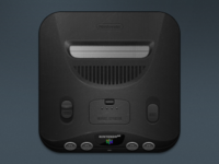 Console Icons - N64