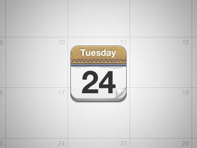 G5 Theme - MobileCal calendar ios hd theme icon gbchk murdercitydevil g5 ical mobile cal mobilecal