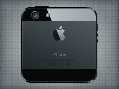 Iphone 5 Icon iphone icon 256 iphone5 theme