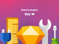 Sketch Plugins We Love
