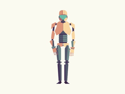 Androide android robot technology future