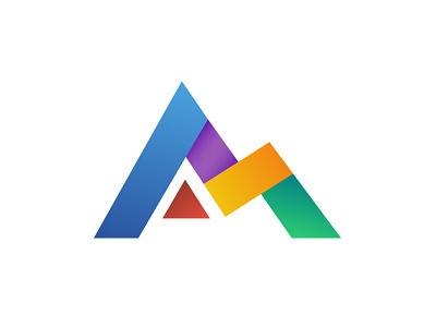 Art Brand Media logo logo colors agency studio media art brand