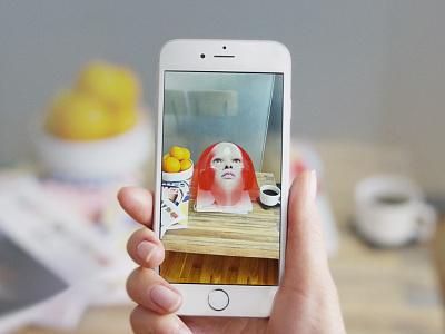 Garage App design alxfirs shop app alexfirs typography art process fashion iphone ipad mobile animation interface web ux ui