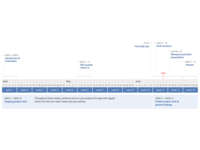 Generic Timeline - Full View