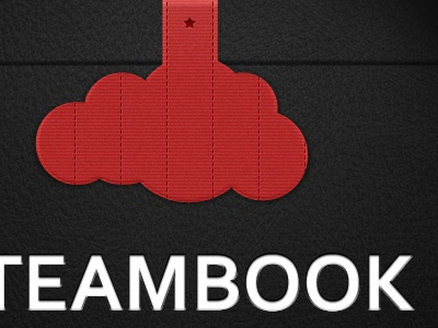Steambook - Logo & UI #1 interface steam cloud closeup app ui logo book