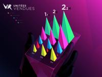 Illustration & Data design fo VR Data Report