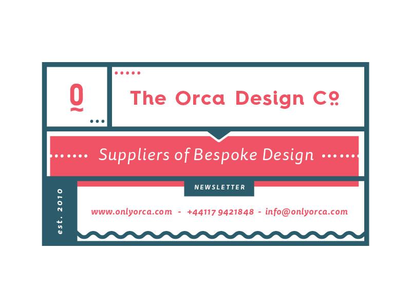 Newsletter Header bristol orca website label tag header newsletter