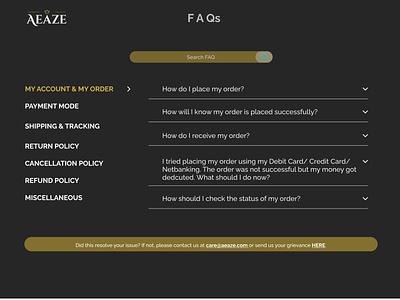 Feedback/ Grievance Redressal Page website design web graphic design site ux ui