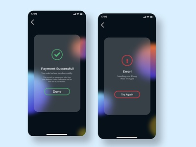 Flash Message UI Design ux interface nepalidesigner dailyui figma uiux ui