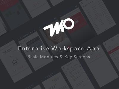 Enterprise Workspace App