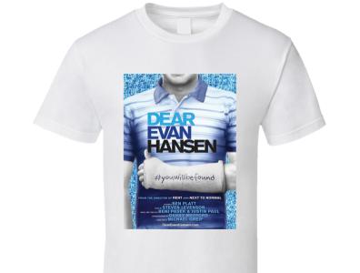 Dear Evan Hansen Broadway Classic Unisex T Shirt