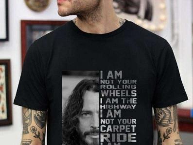Chris Cornell Say Hello To Heaven Classic Unisex T Shirt
