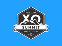 XO Summit Badge