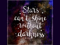 Starry motivational