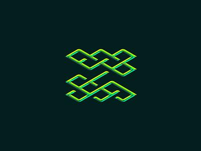 Z initial z typography emblem mase logotype letter symbol monogram logo