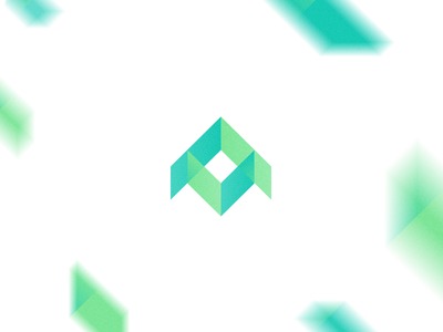 AM mase m a letter logotype monogram symbol logo