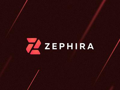 Zephira typography mark z mase logotype letter symbol monogram logo