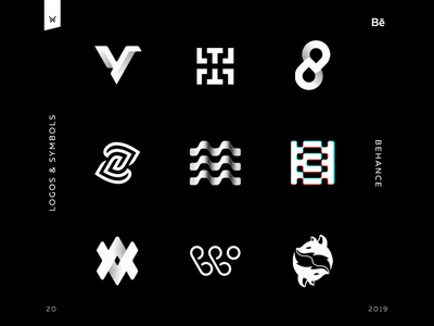 Logos & Symbols 2019