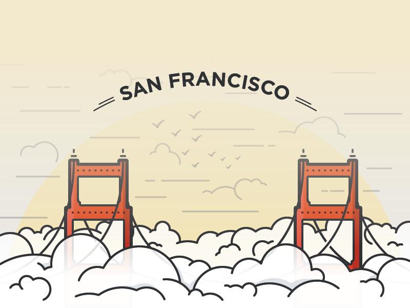 Moving to San Francisco  san francisco bay area ggb golden gate bridge