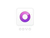 ODYO Logo and App Icon