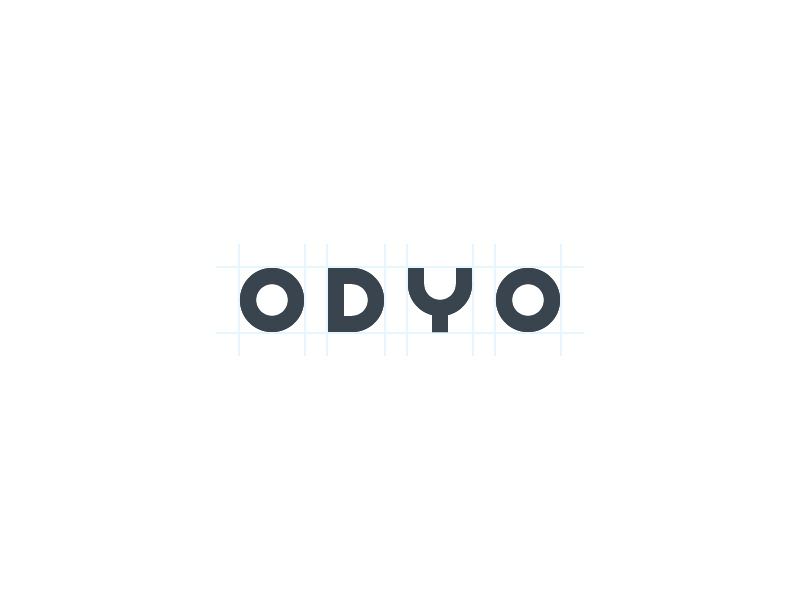ODYO Logo logo branding illustrator identity