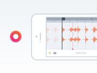 ODYO Sample Editor for iOS