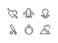 Category Page Icons