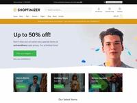 Shoptimizer Fast WooCommerce Theme