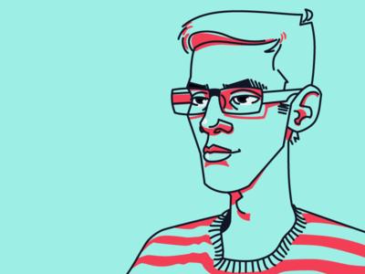 Updated Self-Portrait